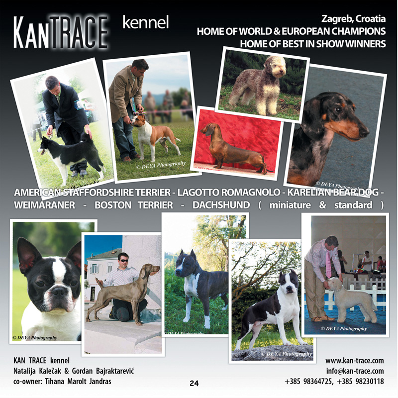 KAN TRACE KENNELS
