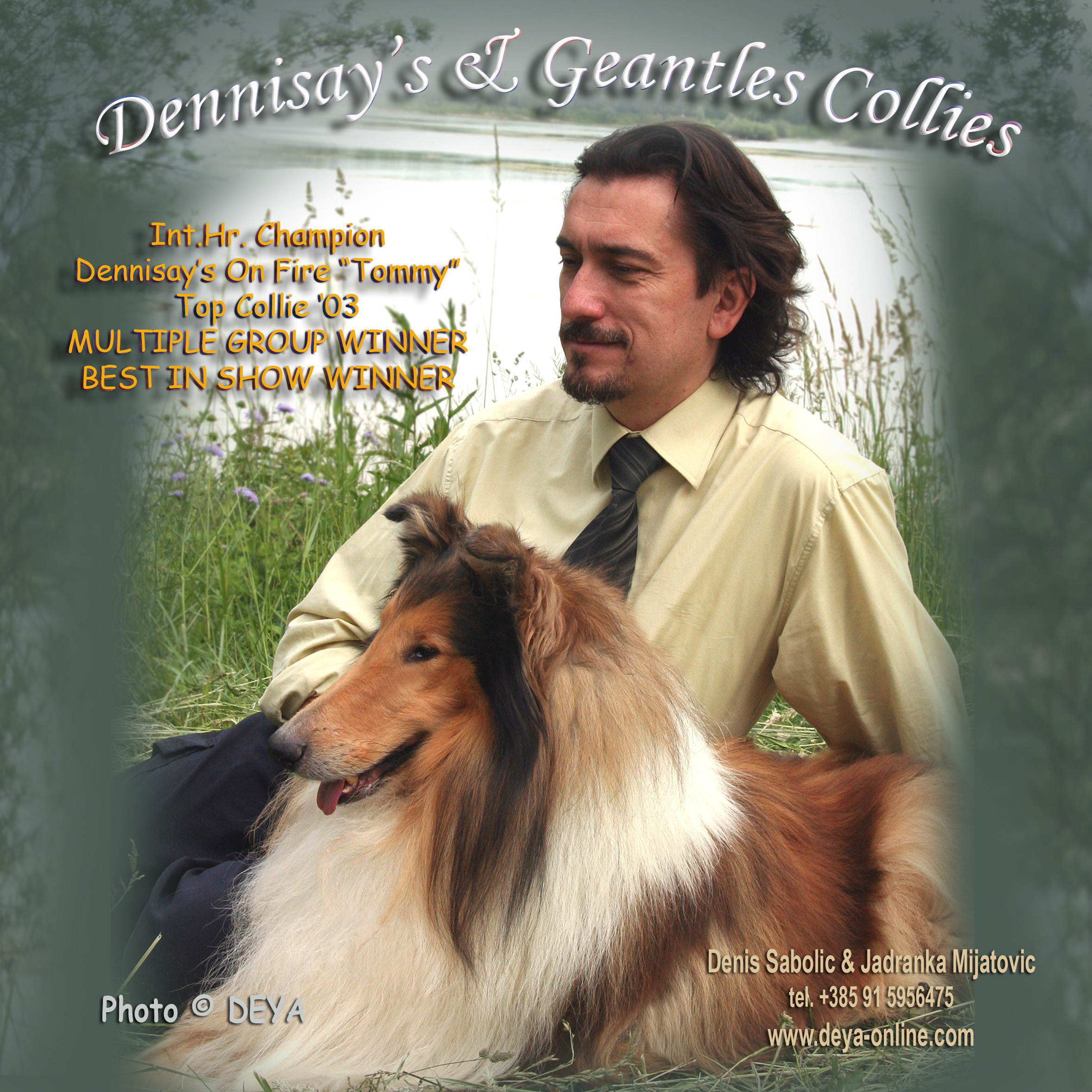 DENNISAYS ~ GEANTLES ROUGH COLLIES